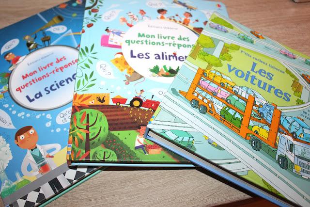 livre d'enfant éducatifs