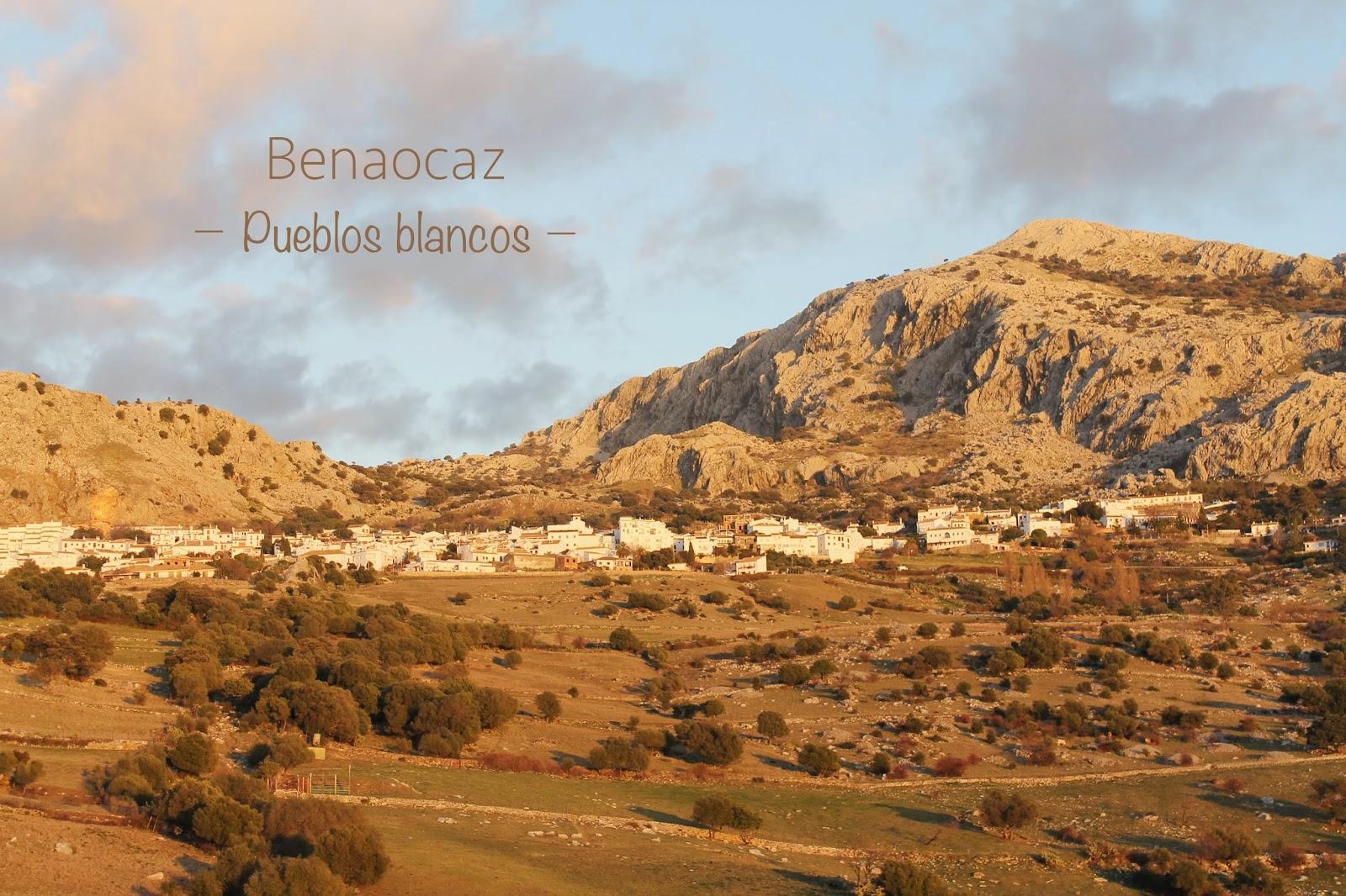 Ruta de los pueblos blancos: Benaocaz Cádiz
