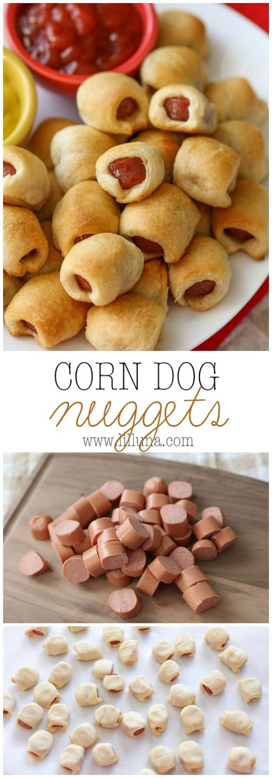 HOT DOG NUGGETS #recipes #lunchrecipes #food #foodporn #healthy #yummy #instafood #foodie #delicious #dinner #breakfast #yum #lunch #vegan #cake #eatclean #homemade #diet #healthyfood #cleaneating #foodstagram