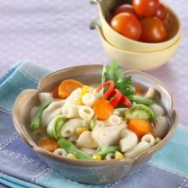 Resep Sayur Sup Ayam Makaroni Khas Masakan Indonesia