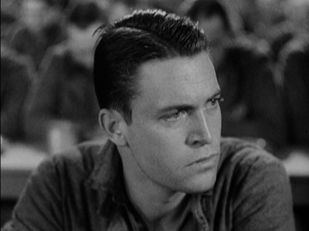 Chester Morris as Morgan in The Big House