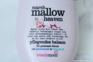 Review: Treaclemoon - Marshmallow Heaven - www.annitschkasblog.de