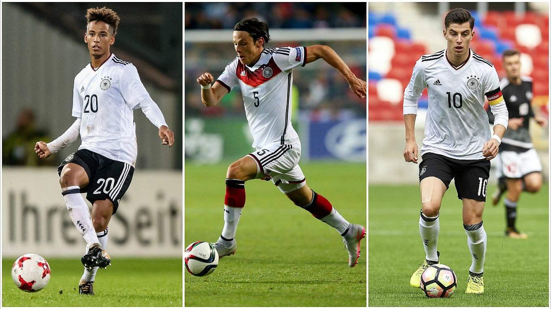 313559f4b6 A seleção alemã inicia uma nova era em sua história após o fiasco na Copa  do Mundo deste ano