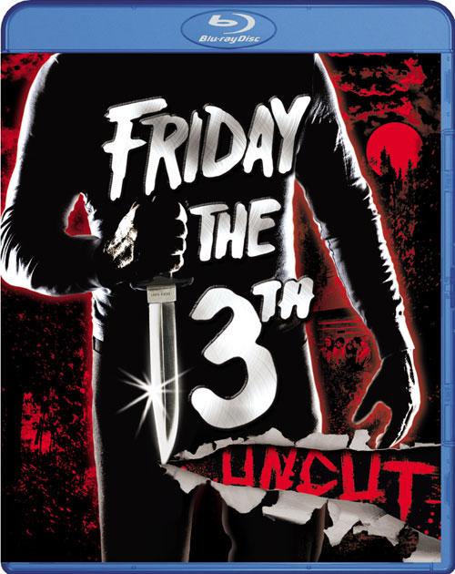 The Horror Club: Blu-ray Spotlight- Friday The 13th (1980)