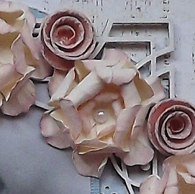 Vintage Rose Flower Tutorial