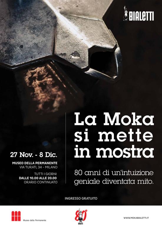 Bialetti Moka 80th Anniversary