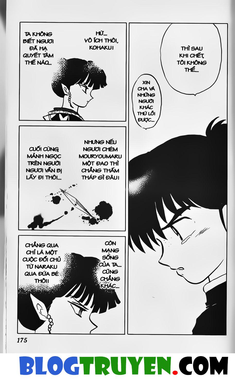 Inuyasha vol 37.10 trang 8