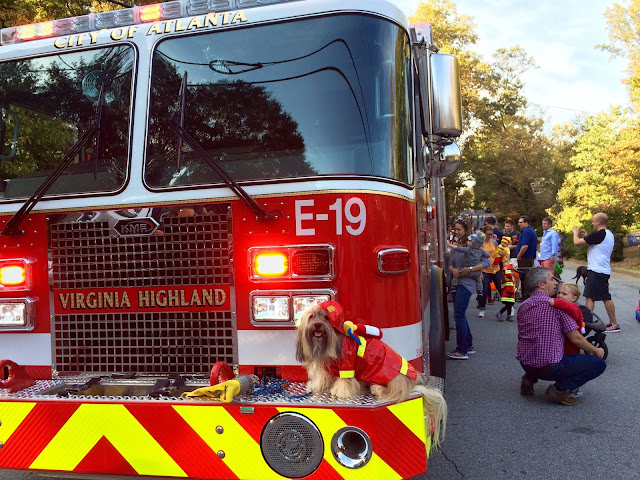 Atlanta Fire Station #19 and Rocco Havanese