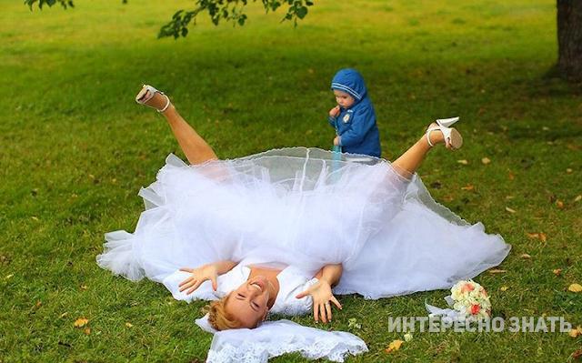 8 свадебных фото, на которые будет неловко смотреть через 20 лет