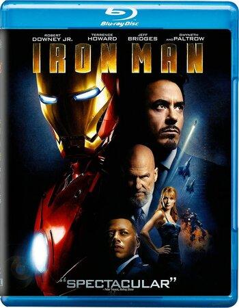 Iron Man (2008) Dual Audio Hindi 480p BluRay x264 400MB ESubs