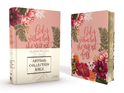 NIV Journal the Word Bible - Pretty Journal Bible Recommendations for Women and Teens- Christian Gift Ideas