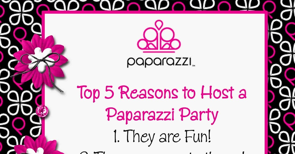 what is a paparazzi party