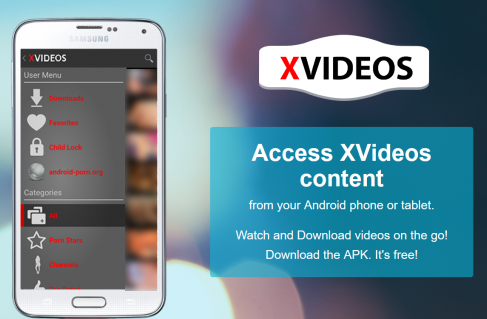 XVideos Official App v1.0.5 Ad-Free APK [18+ Content]