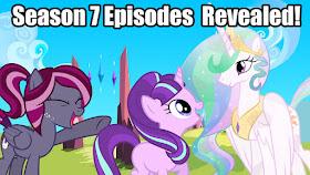 Celestia and Starlight Glimmer Season 7 Episode