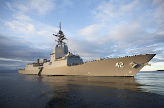 Air Warfare Destroyer