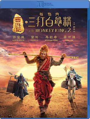 The Monkey King 2 2016 Dual Audio BRRip 720p