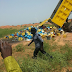 Photos: Kano Sharia police destroy thousands of bottles of beer