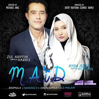 Tonton M.A.I.D [2015] Full Episod