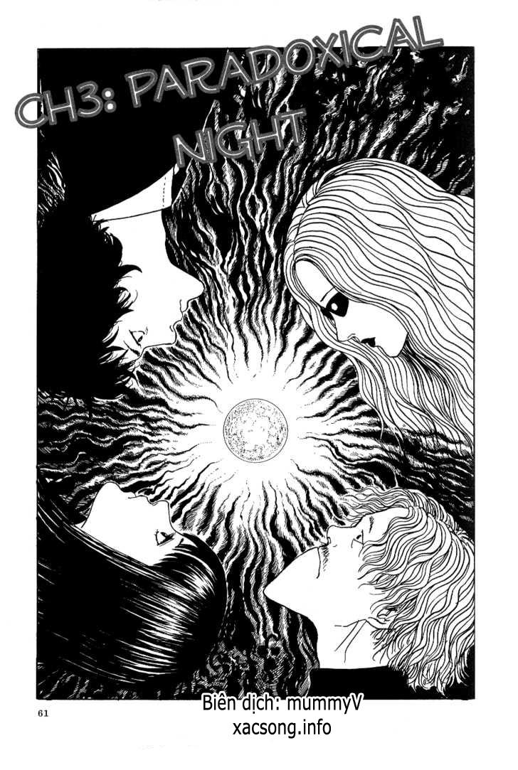 Black Paradox chap 3 trang 1