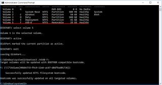 Cách tạo boot cho USB định dạng NTFS cài Windows cho máy tính Legacy boot mà không phải format lại
