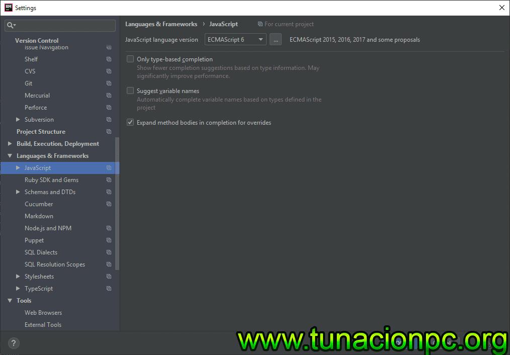 descargar JetBrains RubyMine para macos