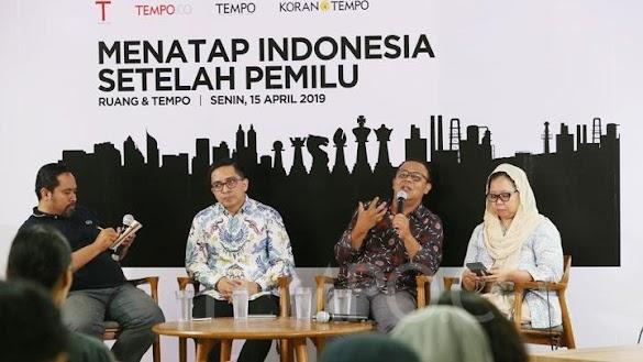Jika Prabowo Menang Ada Balas Budi untuk Kelompok Agama