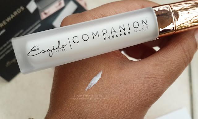 Esqido Companion Eyelash Glue