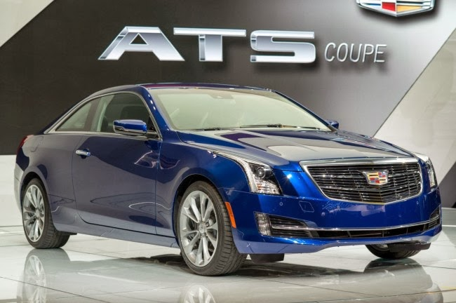 2015 Cadillac ATS coupe Release Date, Price, News, Interior and Pictures