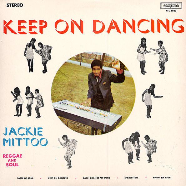 Jackie Mittoo Brentford Disco Set Choice Of Music