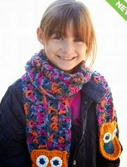 http://www.yarnspirations.com/pattern/crochet/give-hoot-scarf