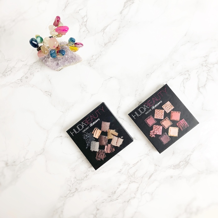 Huda Beauty Smokey Obsessions Mauve Obsessions