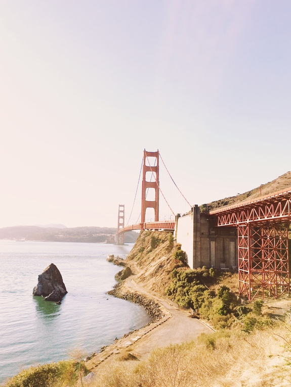 best views of the golden gate bridge fort baker
