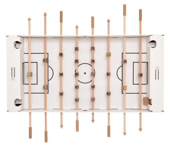 Kartoni Foosball Table on Fab