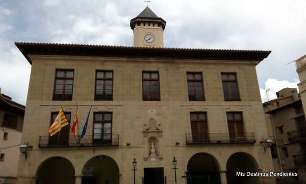 Ayuntamiento (Mora de Rubielos, Teruel)