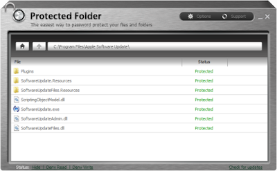 iobit protected folder v1.2 Sundeep Maan