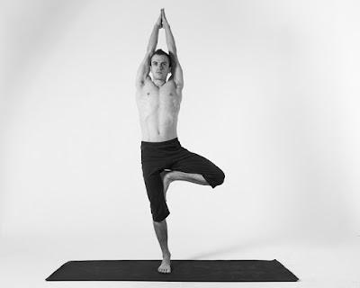 Tư thế Cây (Tree Yoga pose)
