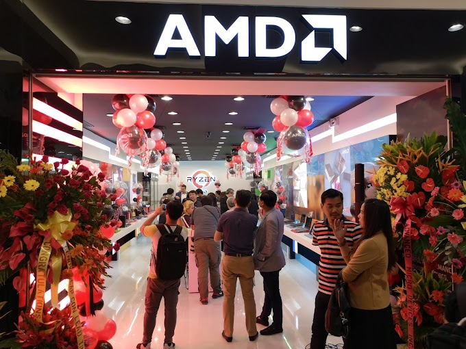 AMD opens First Concept Store in the Philippines