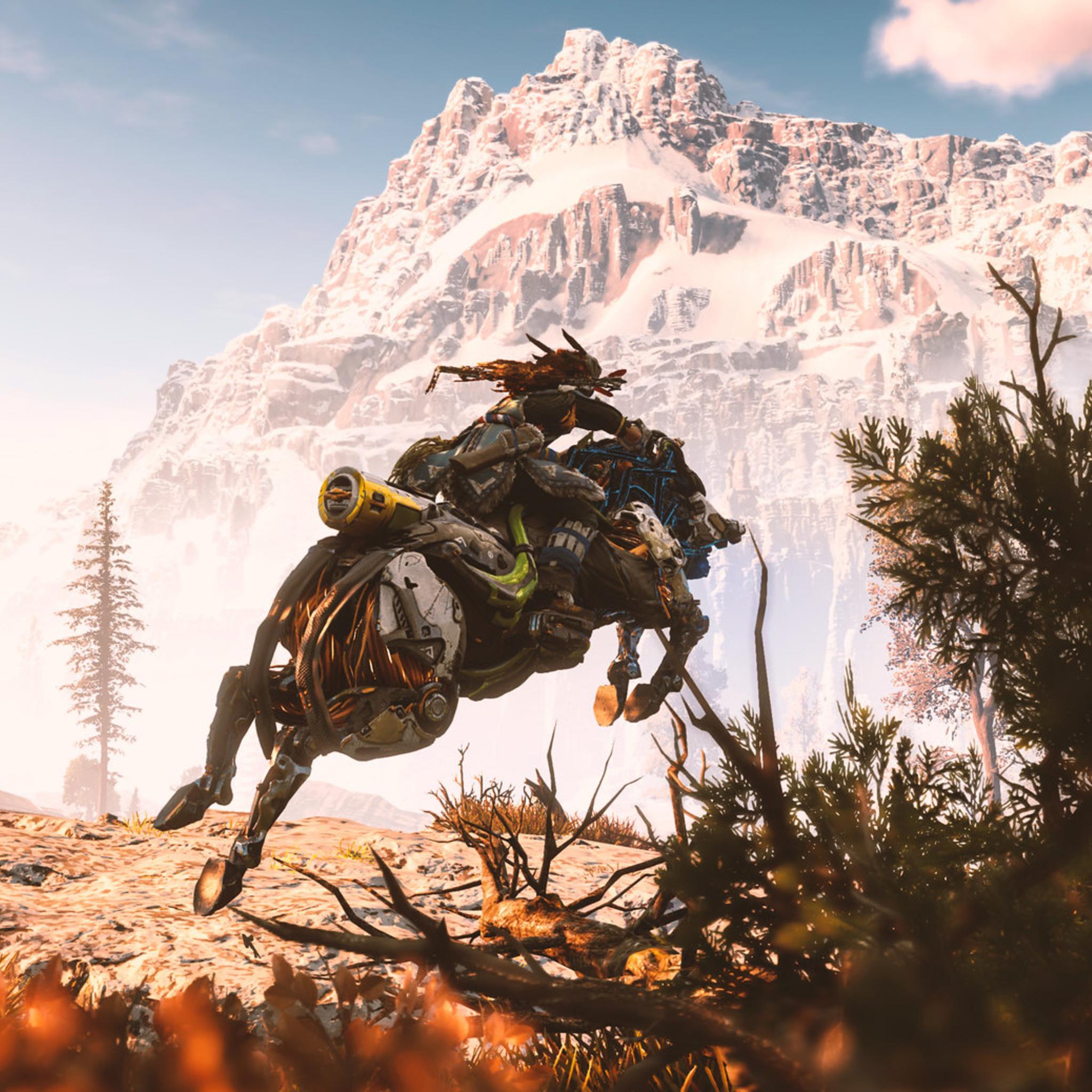 Horizon Zero Dawn Video Game 2019
