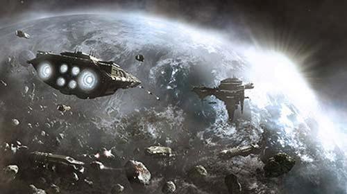 How to Create a Sci-fi Scene