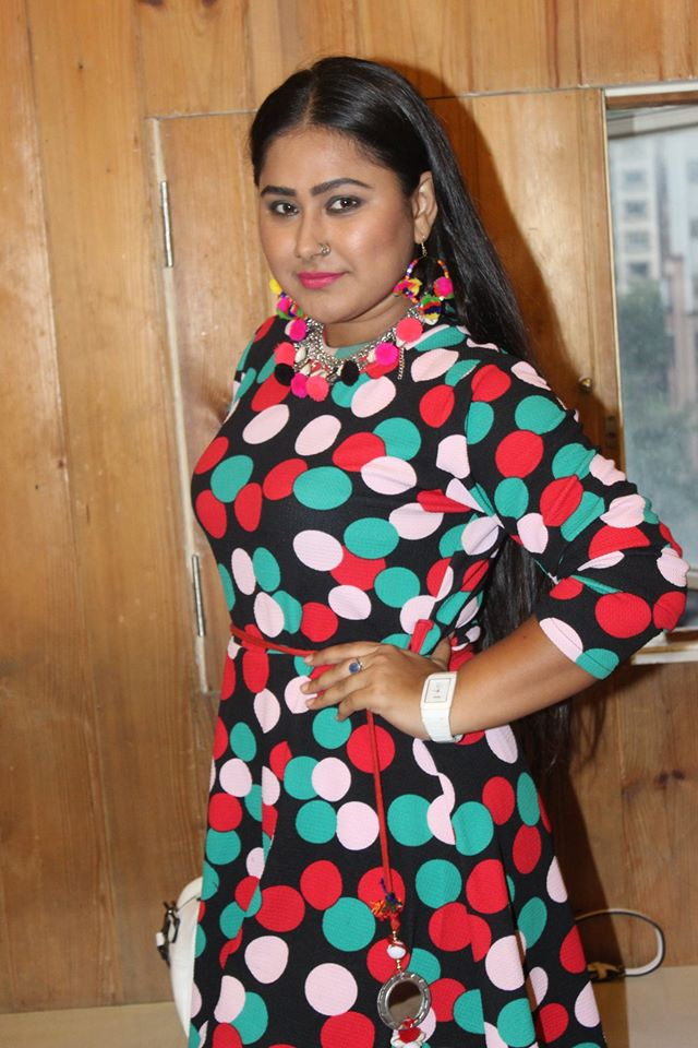 priyanka pandit at the Kismatwala Movie Muhurat