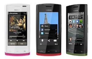 Nokia 500 harga spesifikasi, gambar dan review hp nokia 500 murah terbaru, ponsel layar sentuh terjangkau