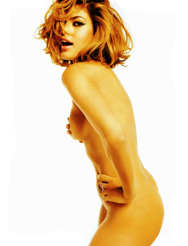 Eva Mendes Nude Archives