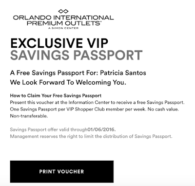 Orlando International Premium Outlet