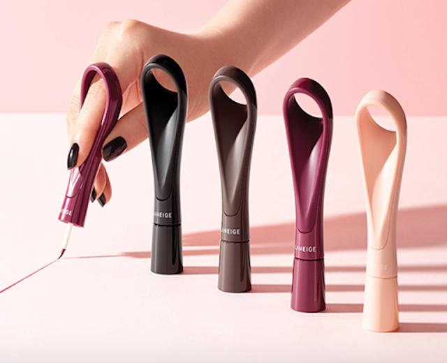 (K-Beauty) Les Finger Graphic Liner : Des liner originaux par Laneige !