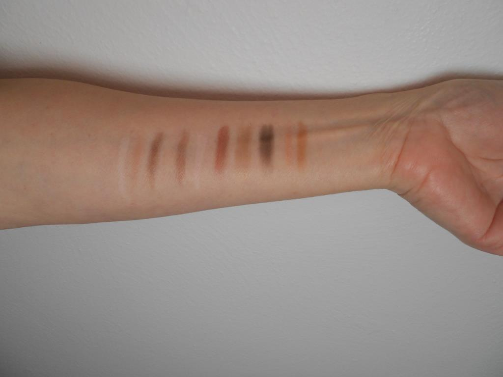 PUR Cosmetics Love Your Selfie 2 palette Swatches