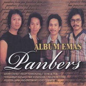 Panbers - Gereja  ( Karaoke )