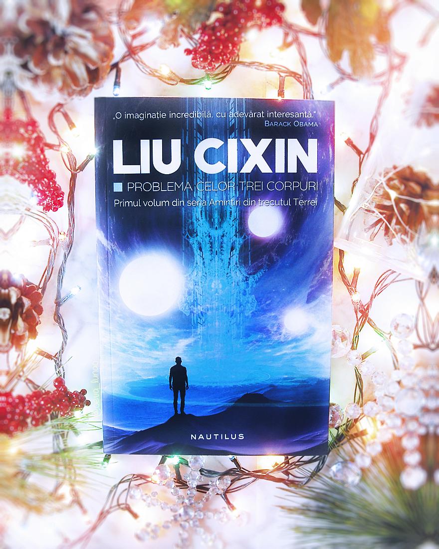 Problema celor trei corpuri - Liu Cixin - The three body problem - review