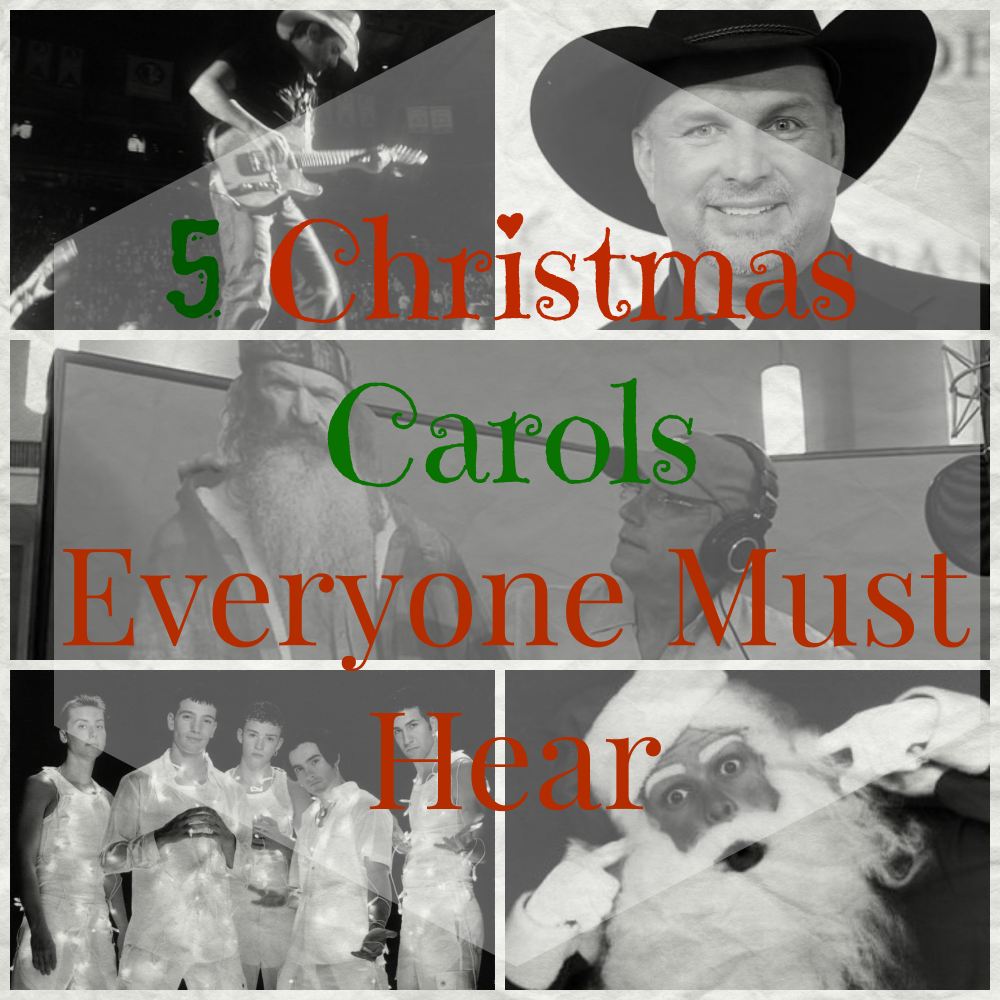 5 Christmas Songs That should be on Everyon's Playlist