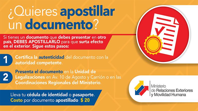 Como Apostillar Tus Documentos Antes De Tu Viaje Explicado Por Un Venezolano