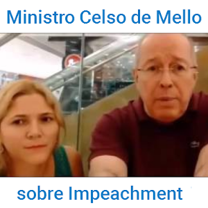 ministro celso Mello do STF desmente presidenta Dilma Rousseff